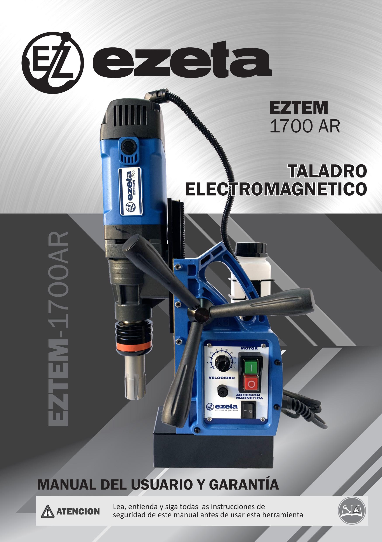 Manual EZTEM 1700AR