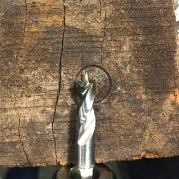 Max H Mad - Set de brocas para madera