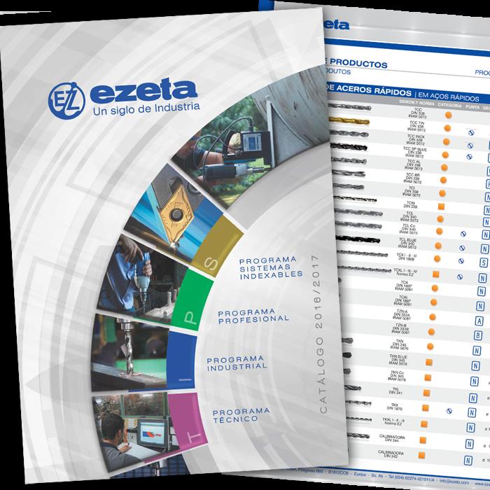 EZ Catalogo 2016-17